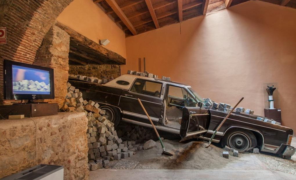 El Museo Vostell Malpartida, 2. Foto: Cristina Candel.