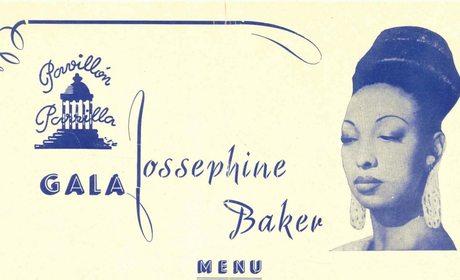 Menús con historia Joséphine Baker   Guía Repsol