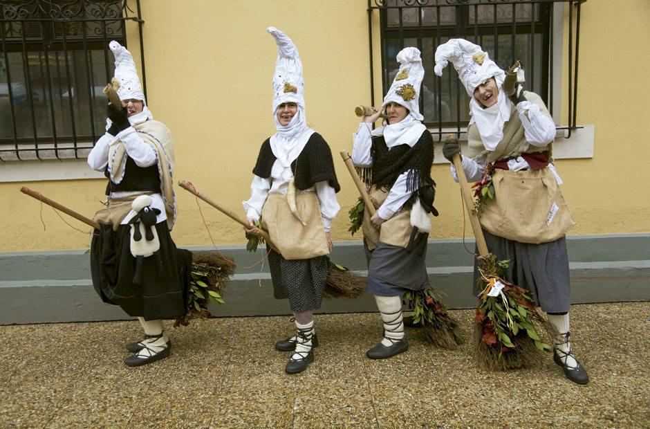 Carnaval en Tolosa
