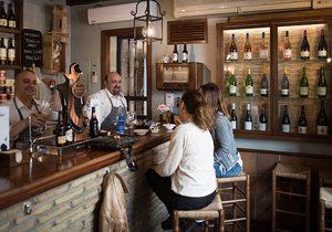 Bar Bodeguilla El Jamón. El Puerto. Fotos: Marcos Moreno