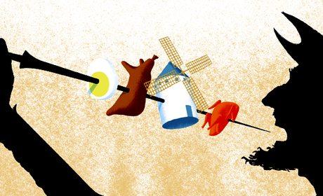 Tres pinchos para resucitar a Cervantes | Guía Repsol