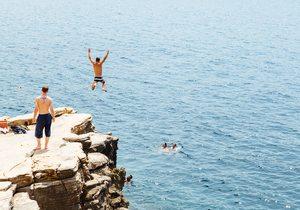 Cala Punta Galera. Ibiza. Foto: César Cid