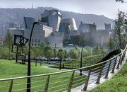 Vista del Museo Guggenheim