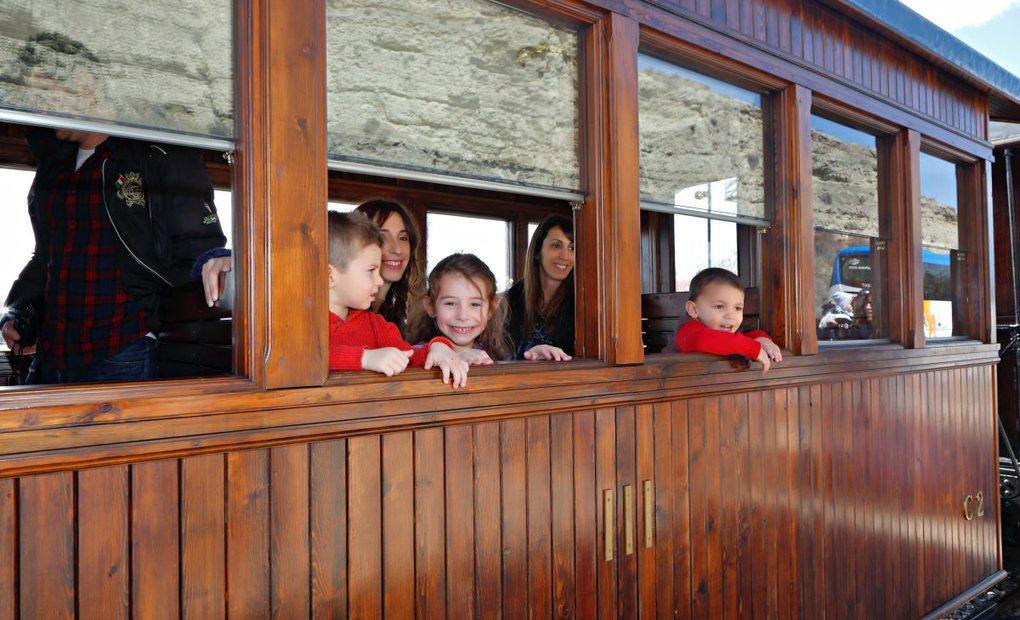 Apertura. Tren de Arganda. Fotos: Roberto Ranero