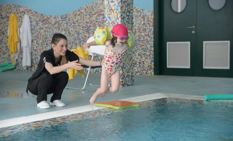 Planes con niños: Balnearios para familias | Guía Repsol