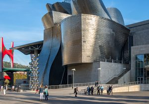 El Guggenheim cumple 20 años (Bilbao) | Guía Repsol