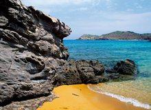 Playa de Cavallería, en Menorca