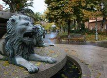Fuente de los leones
