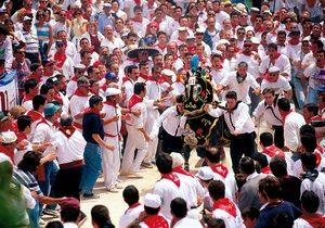 Fiesta en Honor a la Santísima y Vera Cruz de Caravaca de la Cruz