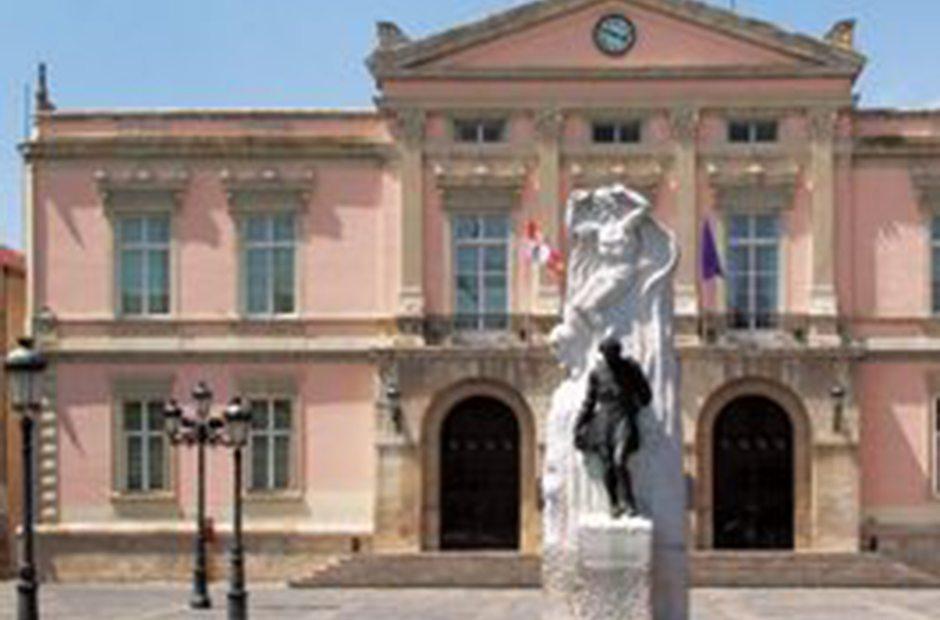 Plaza mayor y ayuntamiento de palencia for Oficina de turismo de palencia