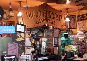 Restaurante El Viejo Almacén