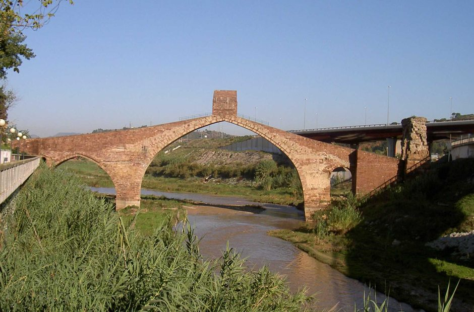 Martorell. Puente del Diablo