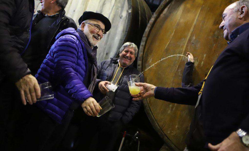 Temporada de sidra en Euskadi | Guía Repsol