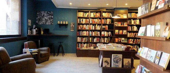 Librería Letras Corsarias, Salamanca