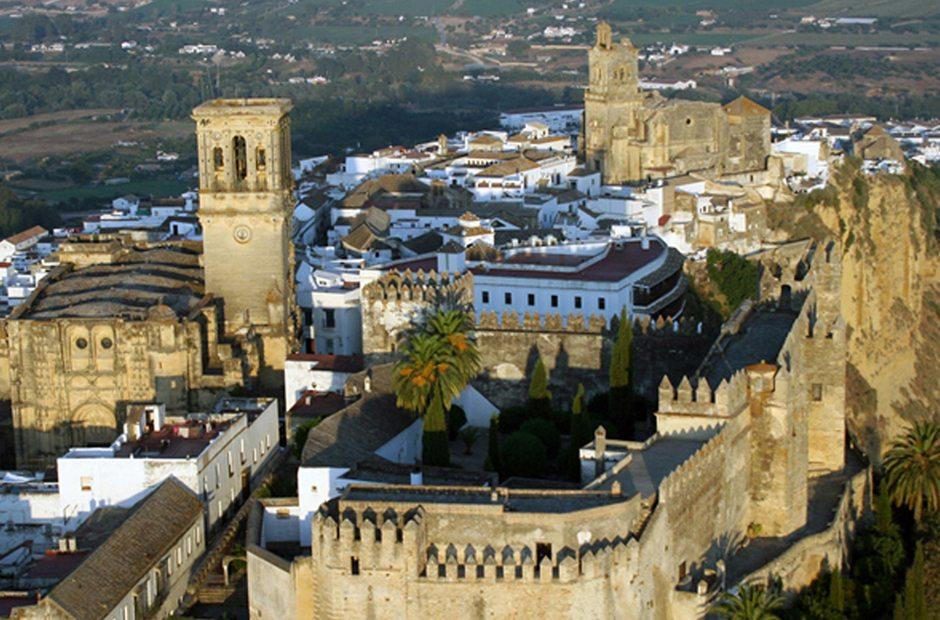 Informacion turistica de arcos de la frontera cadiz for Oficina turismo cadiz