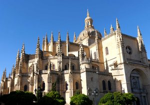 Castilla y le n basti n del g tico espa ol en gu a repsol - Arquitectos famosos espanoles ...