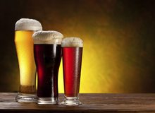 As with those from industrial breweries, there are many different types of craft beers