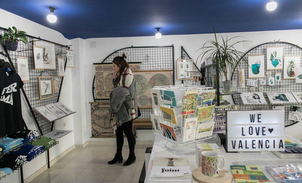 Apertura. Tiendas de regalos en Valencia. Gnomo. Fotos: Eva Mañez