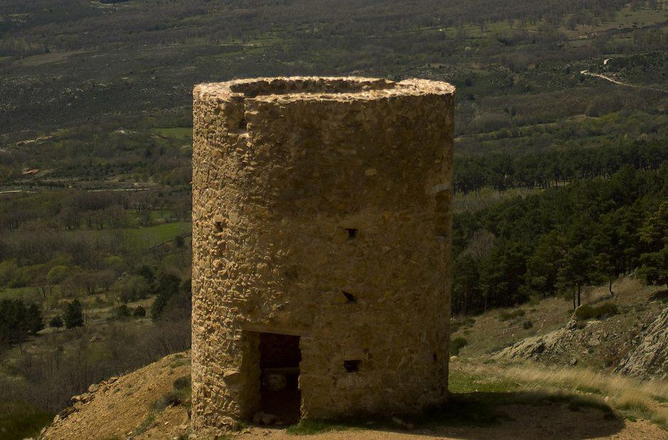 Torre de La Mina (molino de mineral)