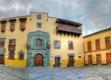 Casa de Colón del barrio de la Vegueta / Creative Commons. Flickr El Coleccionista de Instantes