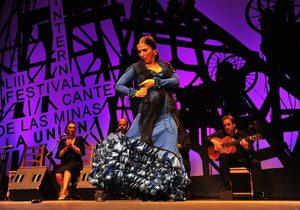 Festival de Cante de las Minas. / Cedida por: Fundación Cante de las Minas.