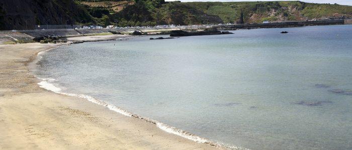Playa de Luarca