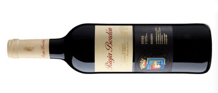 Rioja Bordón Gran Reserva