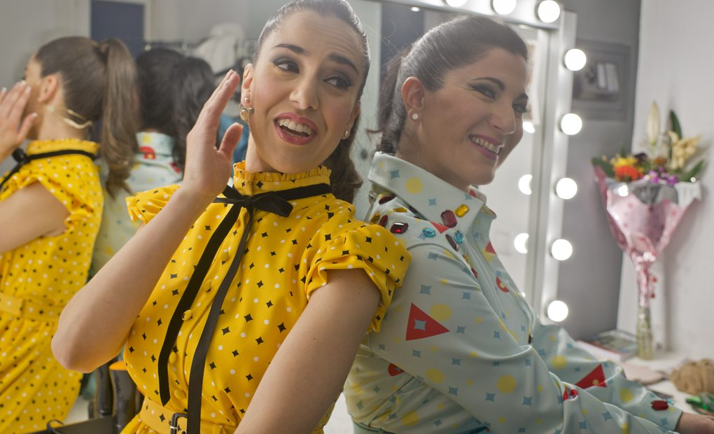 """Teatro de La Zarzuela, Roko y Cristina Faús en """"La Enseñanza Libre/La Gatita Blanca"""""""