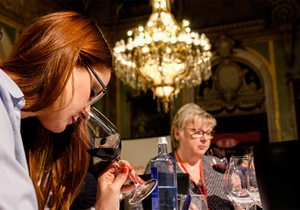 Cinco pasos para percibir un buen vino | Concurso Internacional del Vino Bacchus 2018 | Guía Repsol