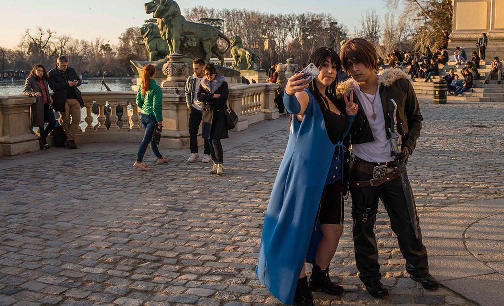 Los amantes del Parque del Retiro (Madrid) | Guía Repsol