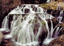 Cascada en Orbaneja del Castillo.