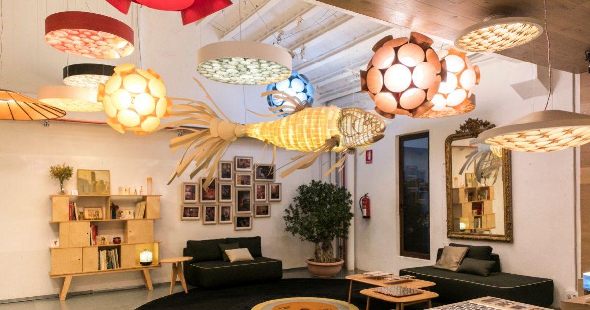 Tienda de l mparas lzf lamps valencia gu a repsol - Fabrica de lamparas en valencia ...