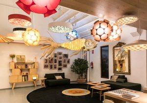 Tienda de lámparas LZF Lamps (Valencia)   Guía Repsol