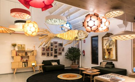 Tienda de lámparas LZF Lamps (Valencia) | Guía Repsol