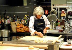 Accademia del Gusto_un curso de cómo hacer pasta fresca (Foto Camino Martínez)