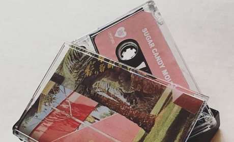 Portada de cassette de Sugar Candy Mountain. Foto: Facebook