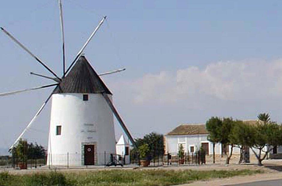 Molino en Torre-Pacheco