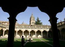 Patio de las Escuelas Menores, Salamanca