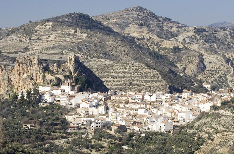 Informacion turistica de castril granada guia repsol - Oficina informacion y turismo granada ...