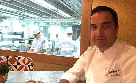 Donde comen los cocineros, Óscar Velasco | Guía Repsol