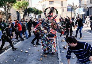 Fiesta de Jarramplas (Piornal, Valle del Jerte)   Guía Repsol