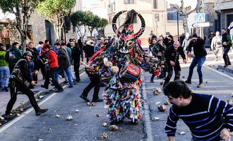 Fiesta de Jarramplas (Piornal, Valle del Jerte) | Guía Repsol