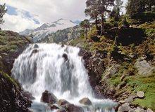 Cascada Forau de Aiguallut