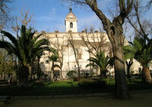 Catedral de Santa María del Prado