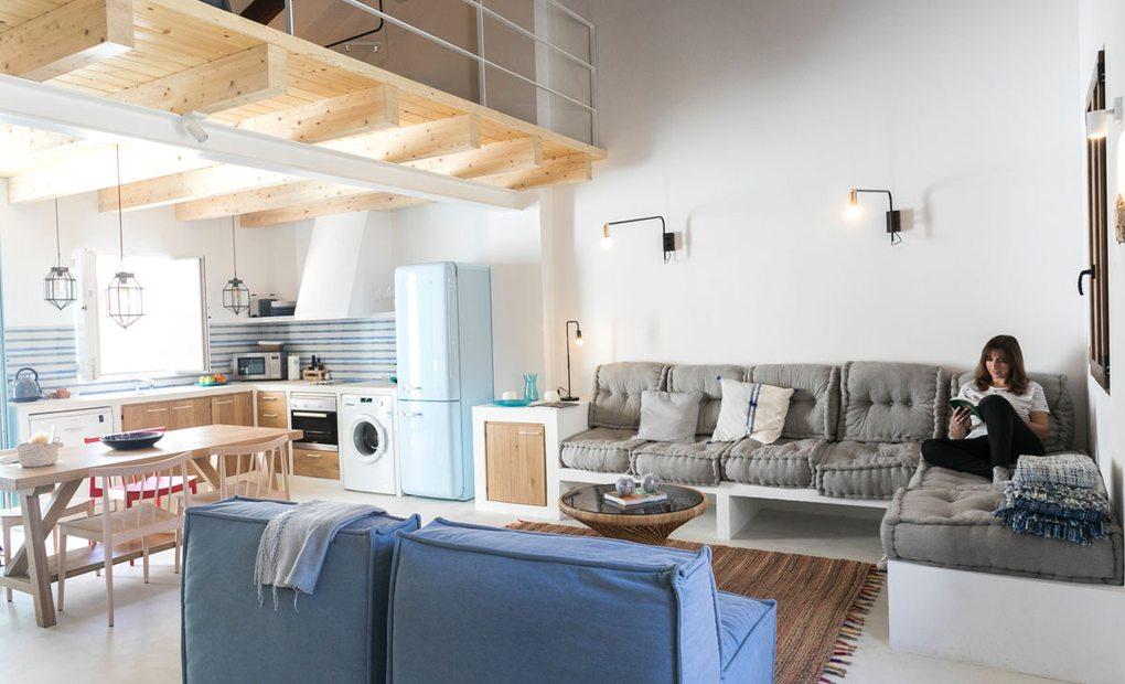 Apertura. Apartamentos Casa del Puerto. Fotos: Eva Mañez