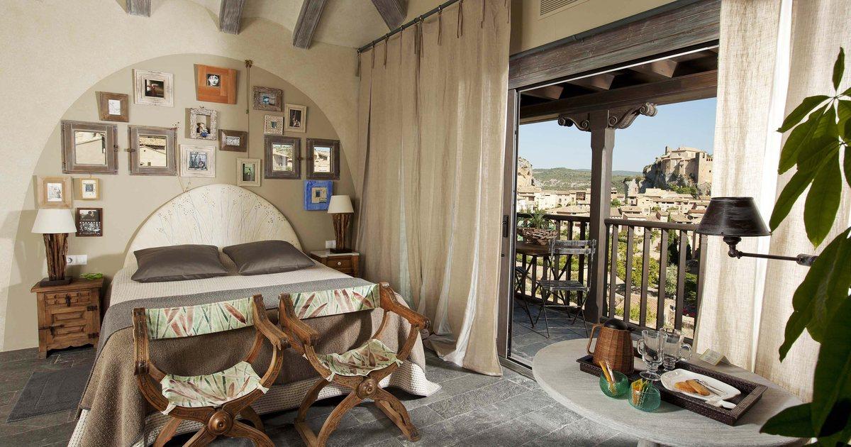10 habitaciones con las mejores vistas en gu a repsol for Planificador habitaciones