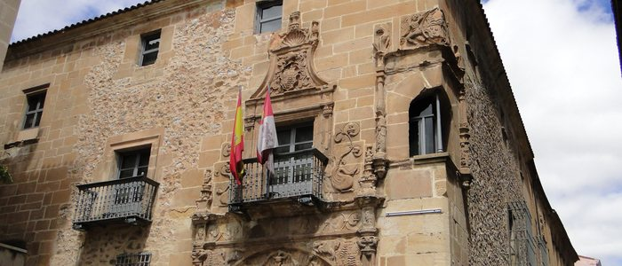 Palacio de los Río y Salcedo