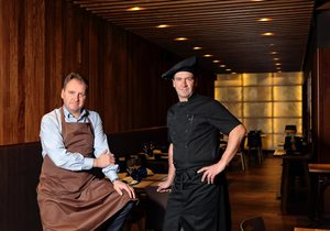 Restaurante 'The Bost' (Vitoria-Gasteiz) | Guía Repsol