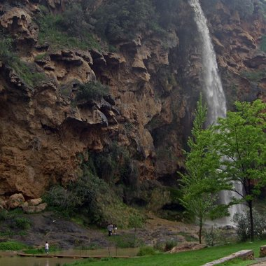 Salto de la Novia. Photo courtesy of Navajas city hall