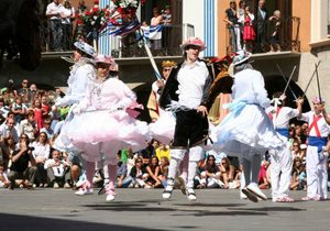 Baile de las Espadas / Imagen: Turismo de Graus